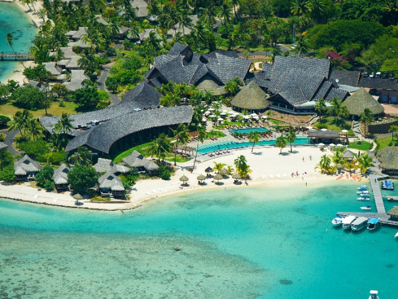 Intercontinental Moorea Resort & Spa**** 1