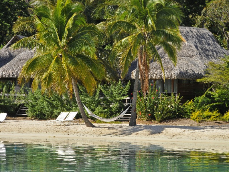 Intercontinental Moorea Resort & Spa**** 4