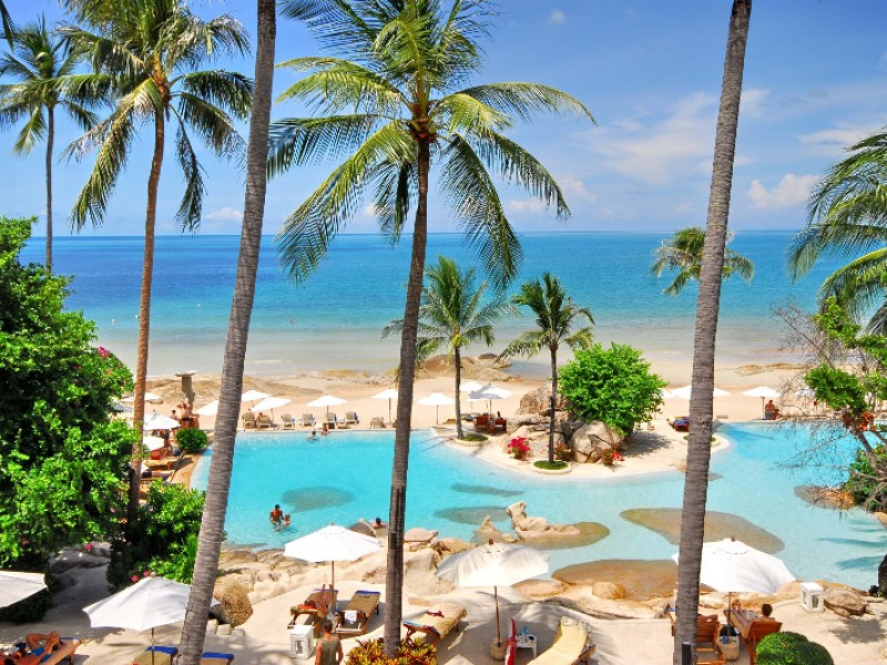 Sheraton Samui Resort***** 2