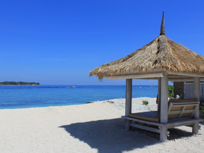Mahamaya Boutique Resort, Gili Meno 4