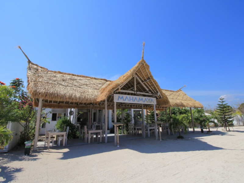 Mahamaya Boutique Resort, Gili Meno 8