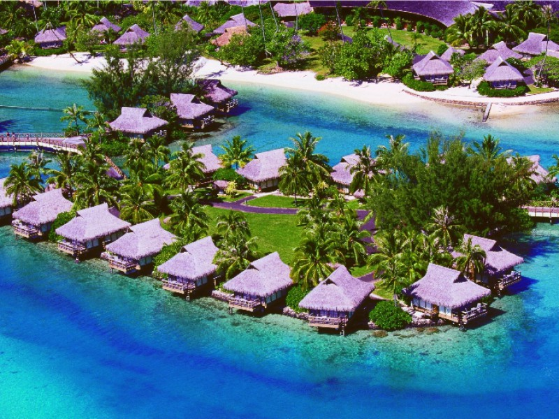 Intercontinental Moorea Resort & Spa**** 7
