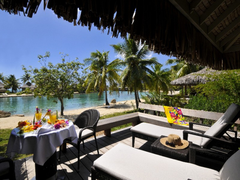Intercontinental Moorea Resort & Spa**** 6