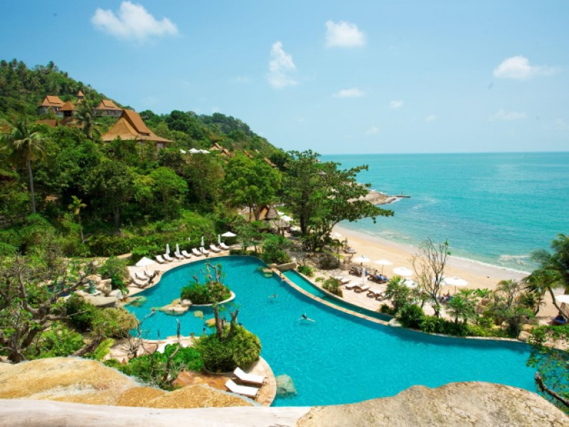 Santhiya Koh Phangan Resort & Spa ***** 1