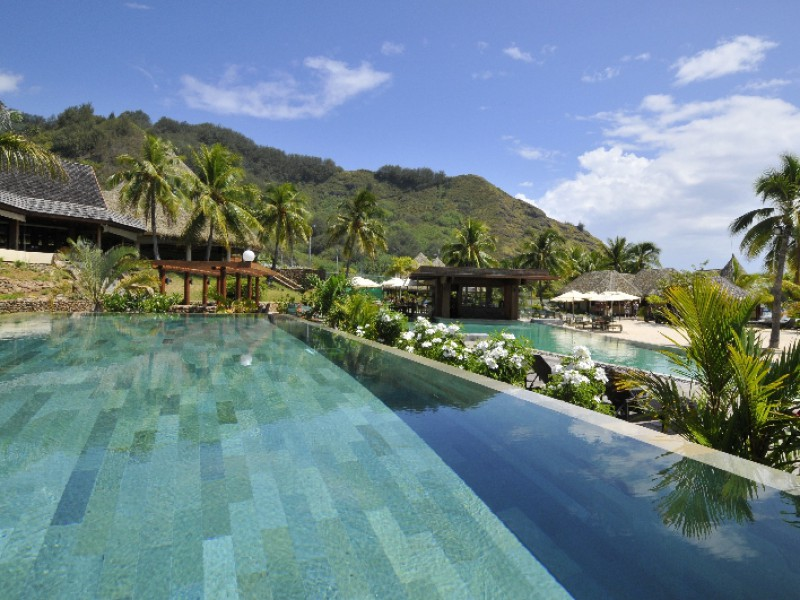 Intercontinental Moorea Resort & Spa**** 5