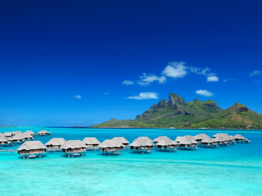 Four Seasons Bora Bora*****