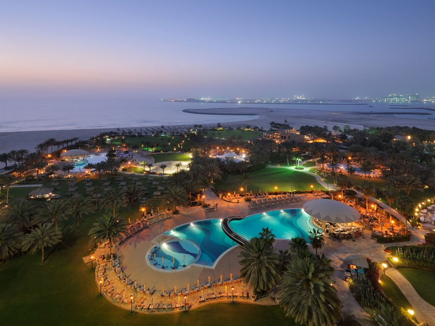 Le Royal Meridien Beach Resort & Spa *****