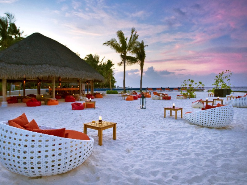 Kuramathi Island Resort & Spa**** 4